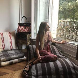 Coussin géant Laine Mérinos Indoor & outdoor