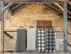 Vichi-Vellori-endrinal-gaidovar plaid épais