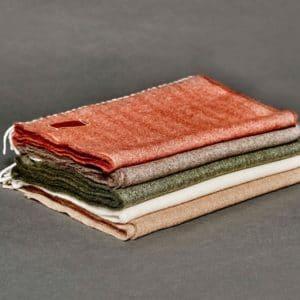 echarpe-mixte-mapacha laine mérinos