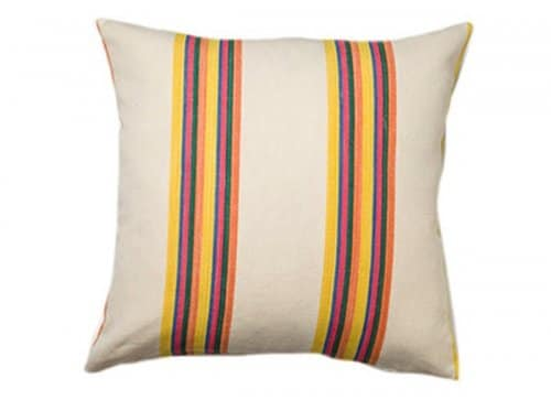 Housse Coussin IKAT COENT